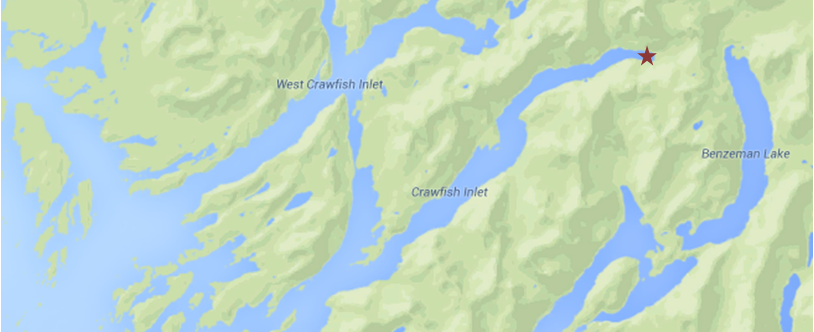 Crawfish Inlet – NSRAA's newest chum release site